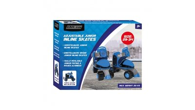 d01942b974b Alert Junior Inline Skates 29-34 Blauw