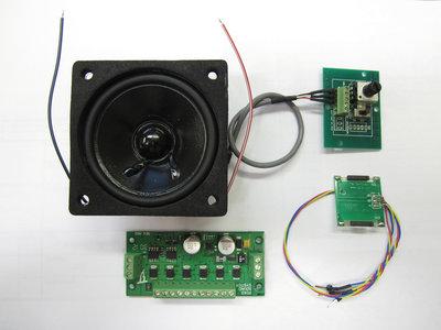 G-American Steam Sound Kit, DC/DCC