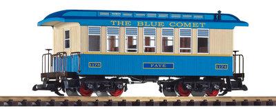 "G-Personenwagen CNJ ""Blue Comet"" andere Betr.Nr."