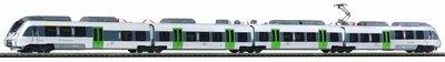 N-4-teilig.Triebwagen Talent 2 S-Bahn Mitteldeutschland DB AG VI