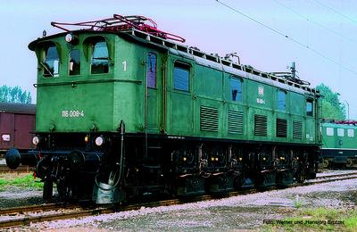 N-E-Lok BR 116 DB IV + DSS Next18