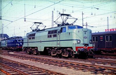 N-E-Lok 1201 NS türkis III + DSS Next18