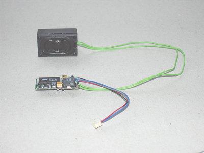 N-Soundkit (Dec.+Lautsprecher) für Hondekop