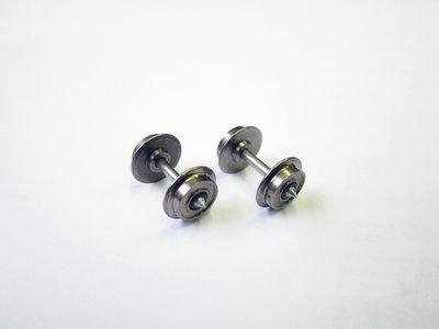 N-Wagenradsatz Metall (2 Stück)