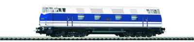 ~ Diesellok V200 GFK blau III + PluX16 Dec.
