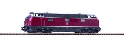~ Diesellok BR 221 DB ohne Zierleisten IV + PluX22 Dec.