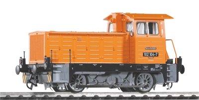 Diesellok BR 102.1 DR IV