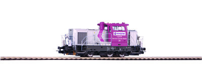 ~ Diesellok G6 Evonik VI + PluX22 Dec.