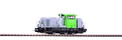 ~ Diesellok G6 Vossloh neutral VI + PluX22 Dec.