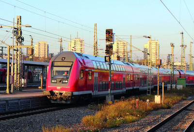 DoSto 2. Kl. DB Regio VI