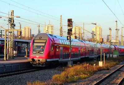 DoSto Steuerwagen DB Regio VI