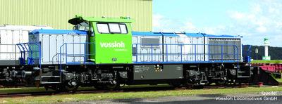 Diesellok BB 1700 Vossloh VI + DSS 8pol.