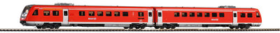 ~Regioswinger VT 612  DB AG V + lastg. Dec.
