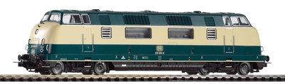 Diesellok 220.0 DB IV blau/beige