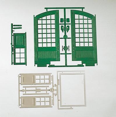 G-Bauteile: Türen und Tore