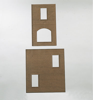 G-Bauteile: US-Holzwände