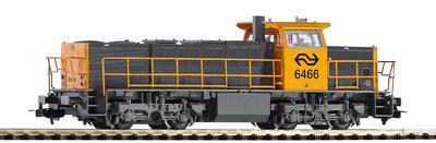 ~Diesellok 6400 VI + lastg. Dec.
