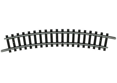 Minitrix 4924 N gebogen rails R2