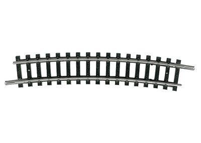 Minitrix 4917 N gebogen rails R3