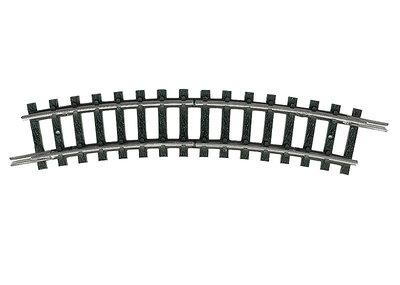 Minitrix 4984 N gebogen rails R1