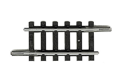 Minitrix 4908 N rechte rails 27,9mm