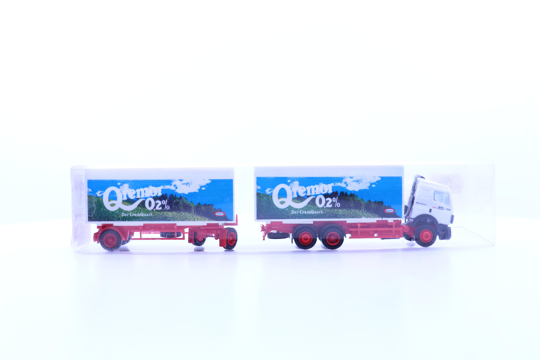 """vrachtwagen met aanhanger """"Oremor 02%"""""""