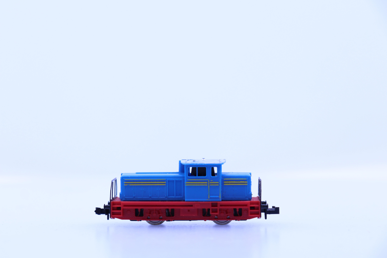 minitrix 2026 N diesel locomotief