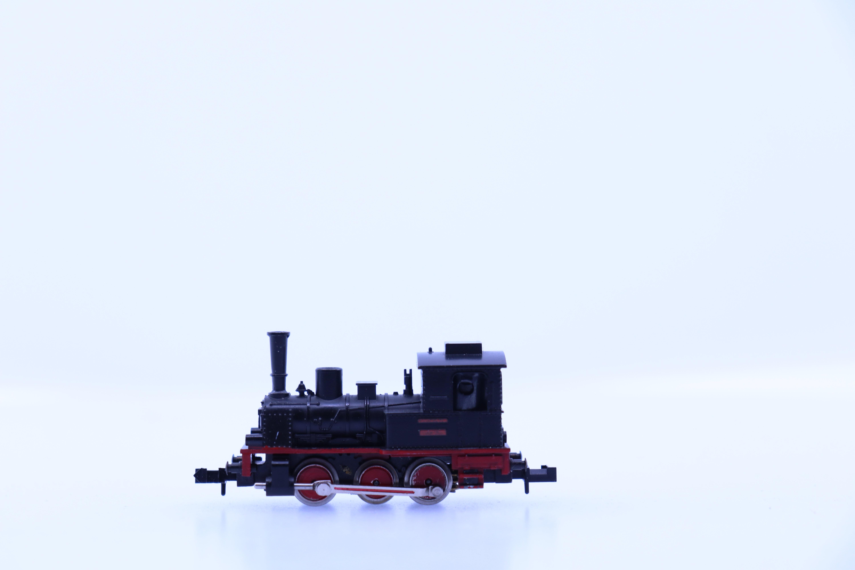 minitrix N stoom locomotief DEFECT