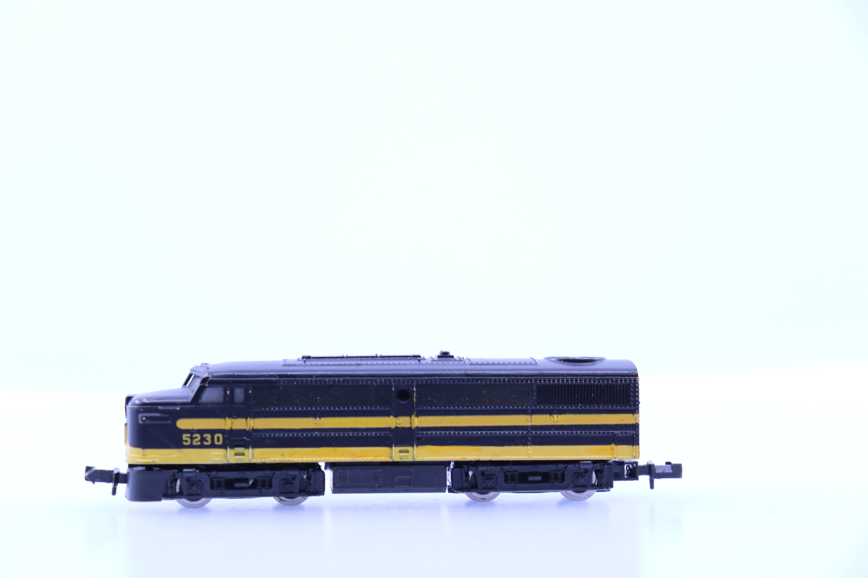 Atlas 4105 N diesel locomotief FA-1
