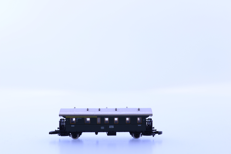 marklin Z passagier wagon 1ste / 2de klasse