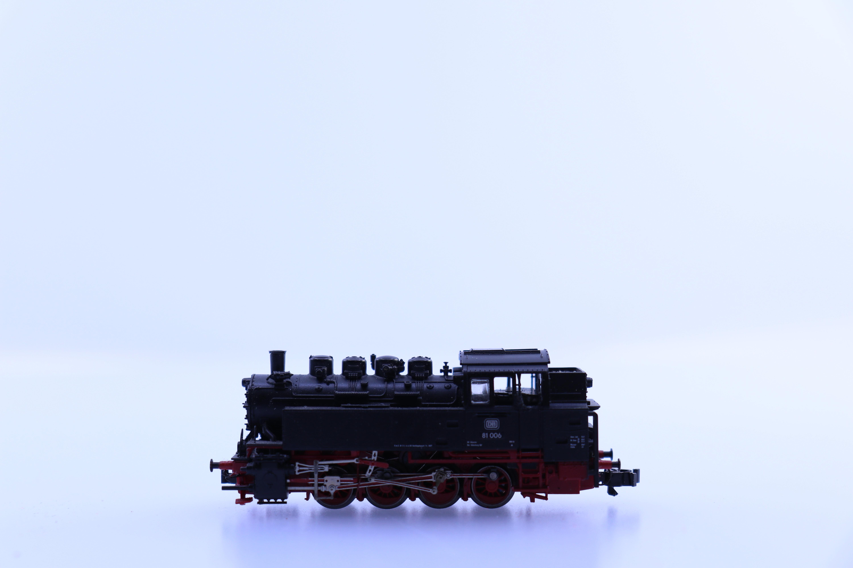 fleischmann 7036 N stoom locomotief BR 81 DB