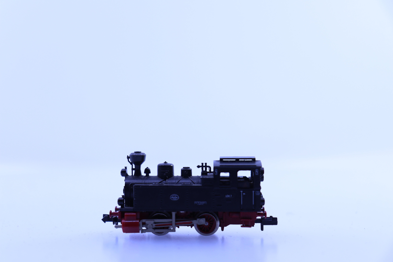 """fleischmann 7000 N stoom locomotief """"Lok 7"""""""