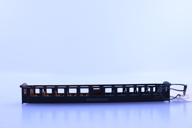 fleischmann 8137 N kap voor passagier wagon 2de klasse van de sudostbahn (SOB)