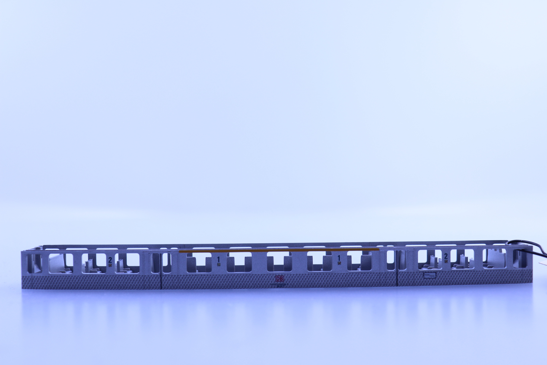 fleischmann 8141 N kap voor passagier wagon 1ste / 2de klasse silberlinge DB