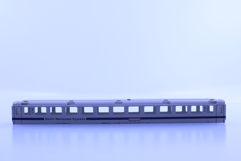 """fleischmann 861305 N kap voor passagier wagon """"berlin-warszawa-express"""""""