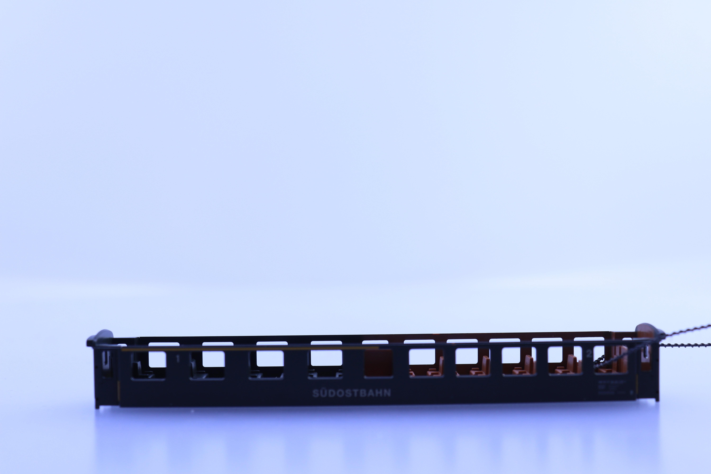 fleischmann 8136 N kap voor passagier wagon 1ste / 2de klasse sudostbahn