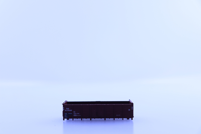 fleischmann 821601-4 N bovenbouw voor goederen wagon