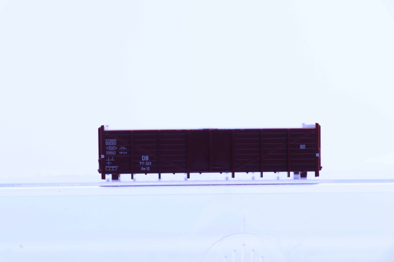 fleischmann 8215-5 N opbouw goederen wagon