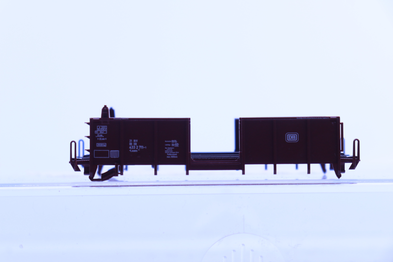 fleischmann 8225-2 N opbouw auto transport wagon DB