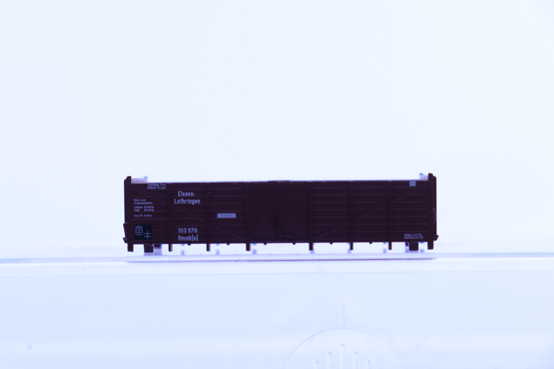 fleischmann 821202 N opbouw hoge bak wagon
