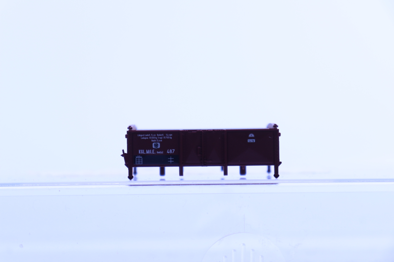 fleischmann 821201 N opbouw voor goederen wagon