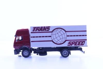 faller 161512 HO car system trans speed vrachtwagen complete startset