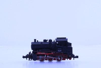 minitrix N stoom locomotief BR 89