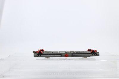 Glockner ws-3678 HOe rollwagen voor transport goederenwagon