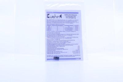 Kuehn N45 steek decoder met lastregeling