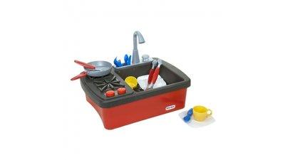 Little Tikes Keuken : Little tikes splish splash mini keuken met kookplaat en spoelbak